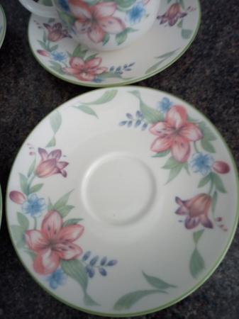 Image 2 of Royal Doulton set of 4 cups and saucers