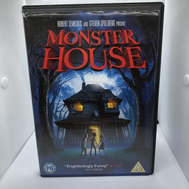 Preview of the first image of MONSTER HOUSE DVD 2007 Classification PG.