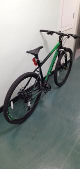 Carrera Hellcat Men's Mountain Bike with Helmet and Lock - £225 no offers