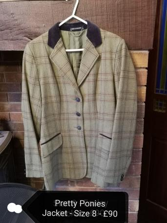 fac4ccdf second hand tweed jacket - Second Hand Women's Clothing, Buy and ...