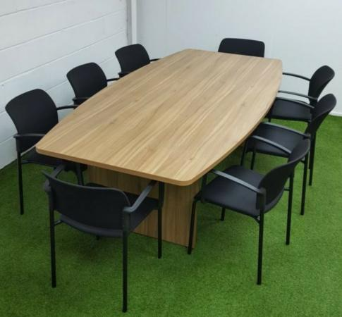Enjoyable Cambridge Meeting Table And Chair Cheap Home Interior And Landscaping Analalmasignezvosmurscom