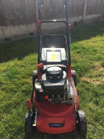 Image 2 of Petrol Lawn Mower Self Propelled