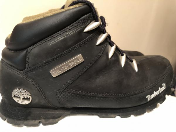 960b5bac50776 Black Timberland boots For Sale in Crossway Green, Stourport-on-severn |  Preloved