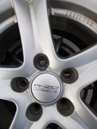 Image 2 of Winter Tyres and Wheels