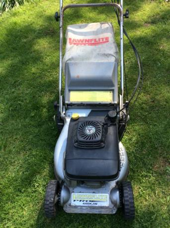 Lawn Mower Second Hand Gardening Tools And Equipment