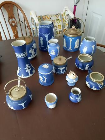 Image 5 of assorted jasperware collection