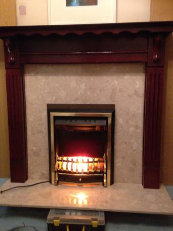 Groovy Fireplace Surround Second Hand Fires Heaters Buy And Home Interior And Landscaping Ologienasavecom
