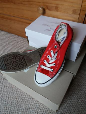 7a24a904cc6 converse all star - Second Hand Clothing