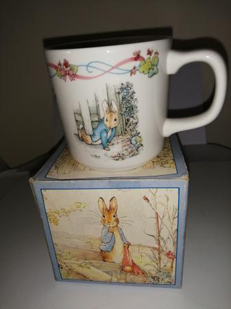 Image 2 of Wedgwood - Peter Rabbit - Christening