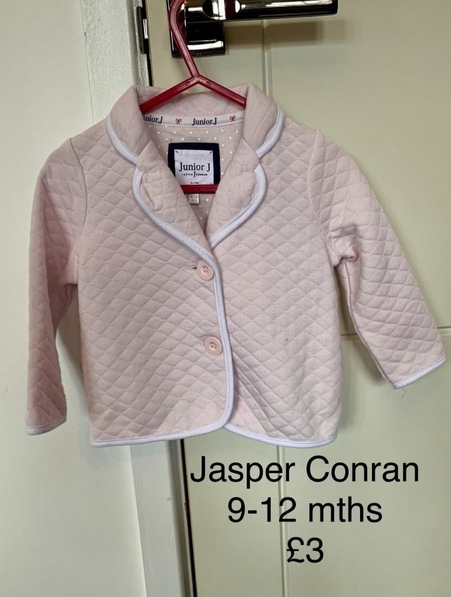Preview of the first image of Various Baby jackets 9 - 18 months.