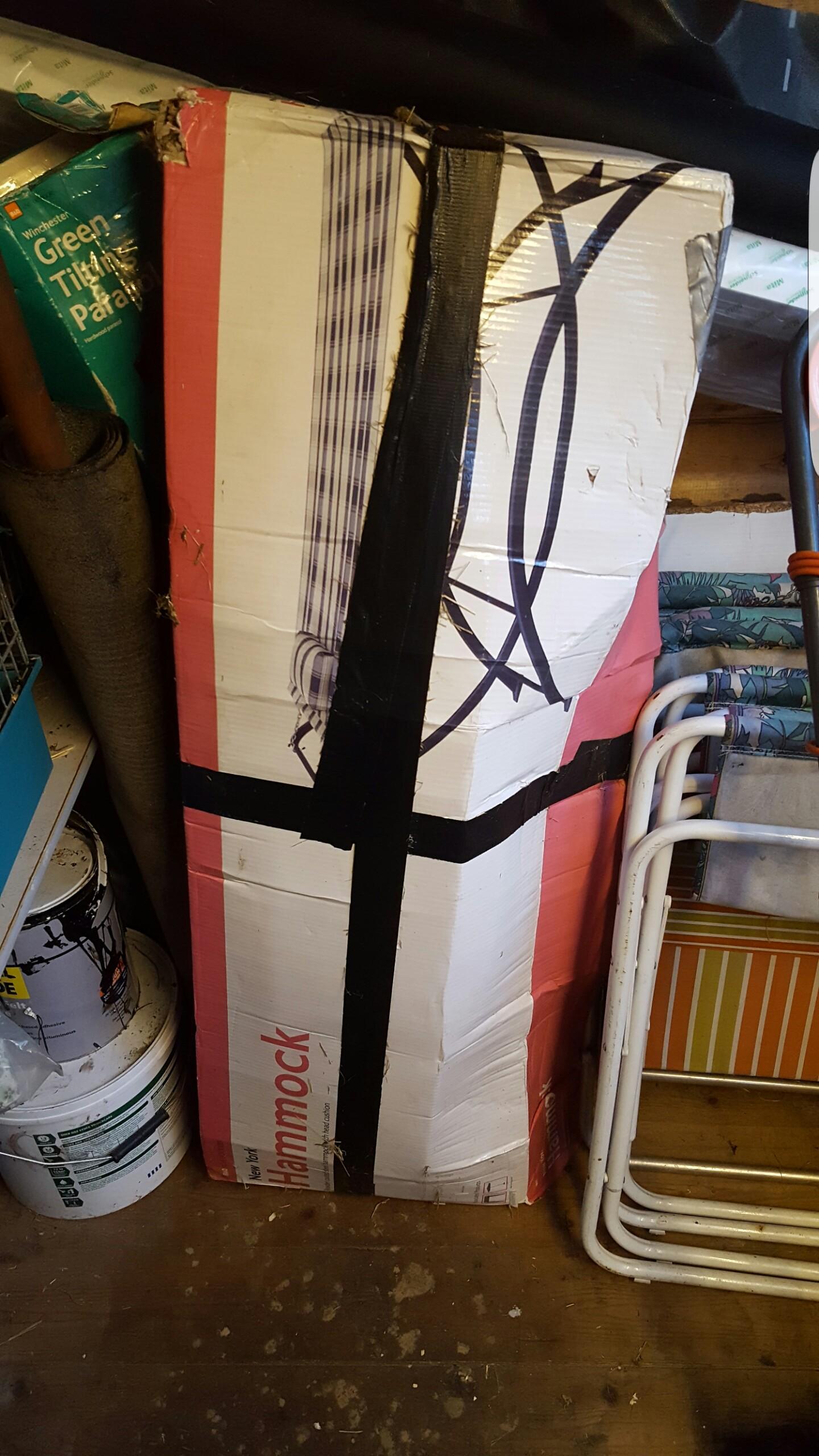 b u0026q outdoor new york hammock b u0026q outdoor new york hammock for sale in nottingham      rh   preloved co uk