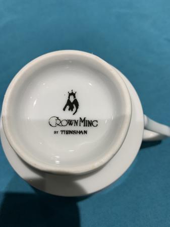 Image 3 of Tienshan Crown Ming Mandarin 18 piece tea set