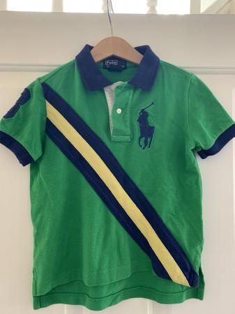 9f010de93 Official boys Ralph Lauren polo shirt size 3 years For Sale in Abridge