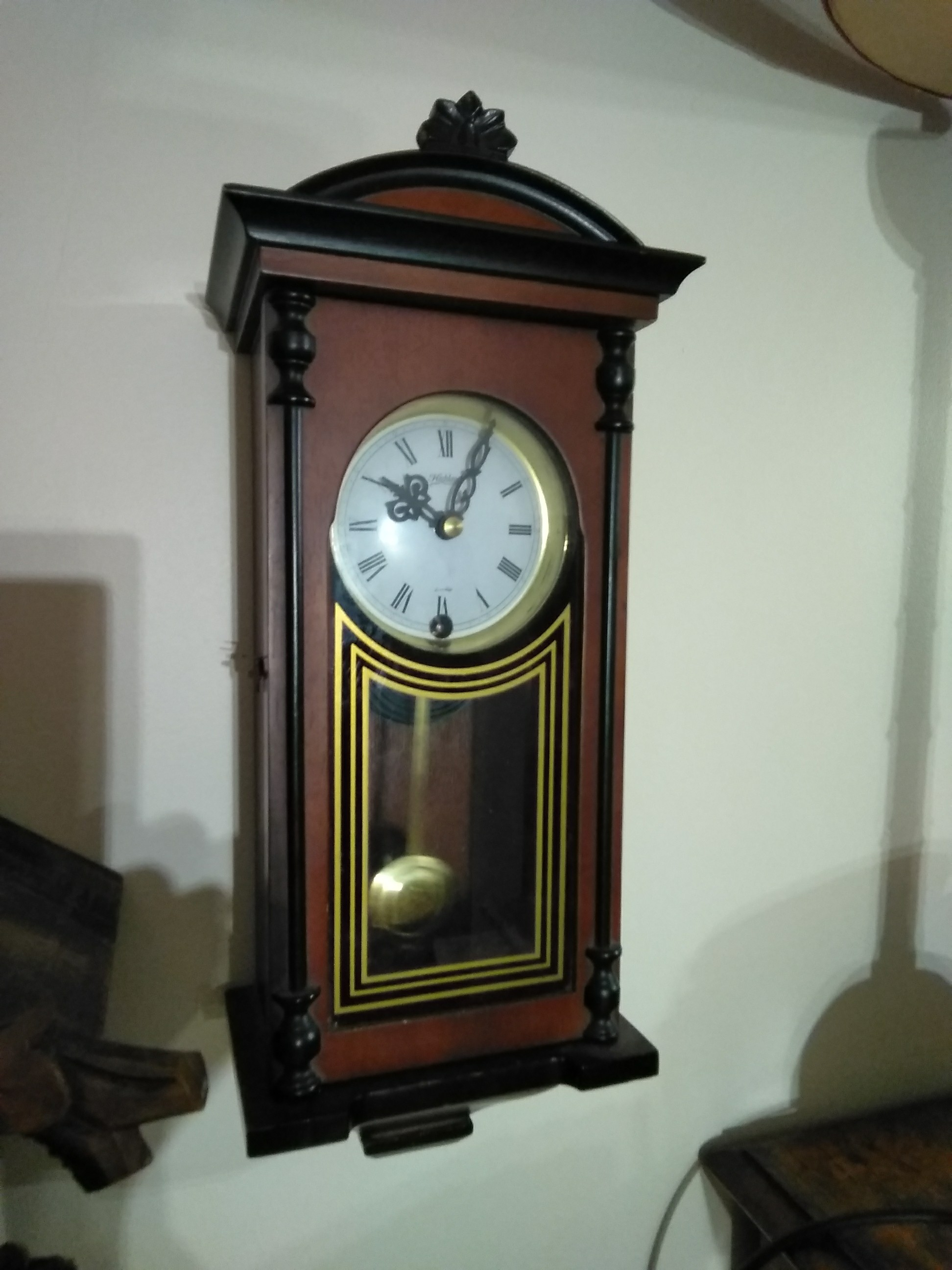 chiming wall clock Second Hand Clocks Buy and Sell in the UK and