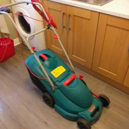Image 1 of LAWN MOWER BOSCH ROTAK 340C