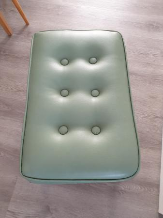 Image 4 of Leather Stool