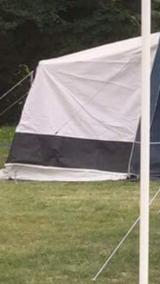 Awning annex with inner tent- £50
