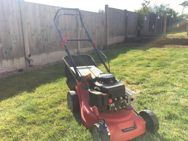 Image 5 of Petrol Lawn Mower Self Propelled
