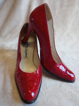 Image 2 of Women's size 3 (36 EU) high heeled shoes