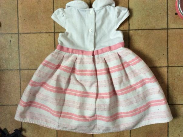 Image 6 of Jasper Conran Baby Dress 9 - 12 months