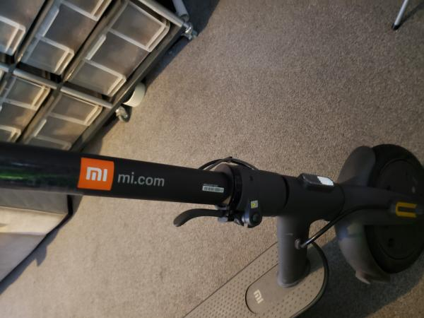 Image 1 of mi electric scooter essential