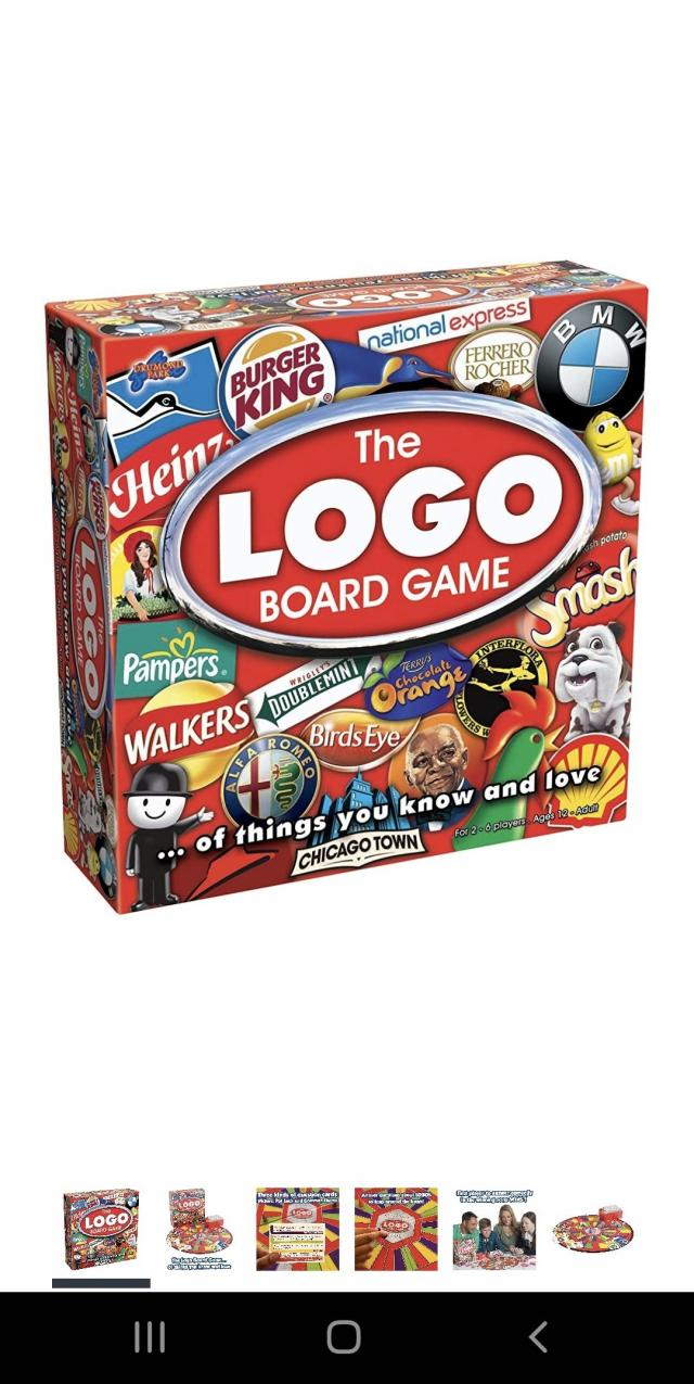 Preview of the first image of Logo board game.