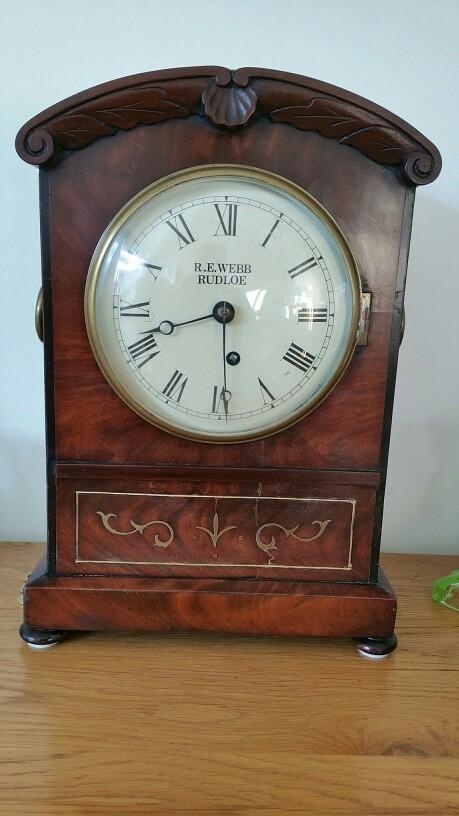 Oak mantel clocks uk