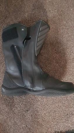 Image 1 of Hein Gericke motorcycle boots