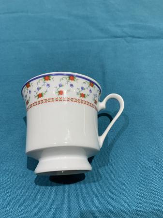 Image 2 of Tienshan Crown Ming Mandarin 18 piece tea set