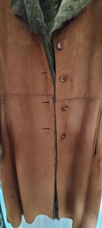 Image 4 of Vintage Hucke oversized winter coat never worn size 12