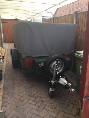 Used Motorcycle Trailers Used Trailers For Sale Preloved