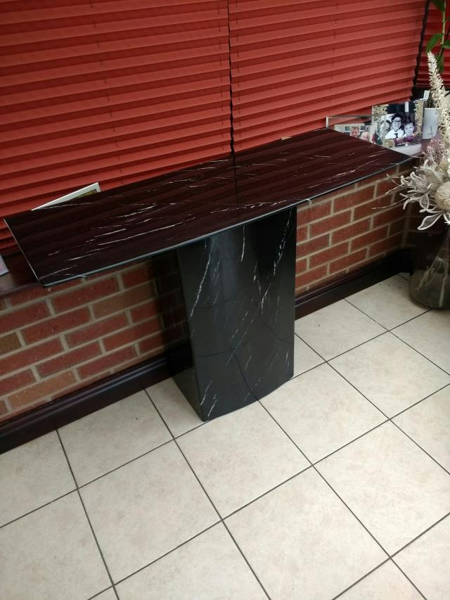 Preview of the first image of Marble Display Table.