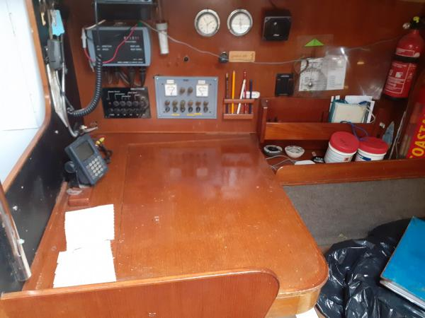 Image 12 of 30ft  yacht Nicholson 303 ,well made well thought of ,fast
