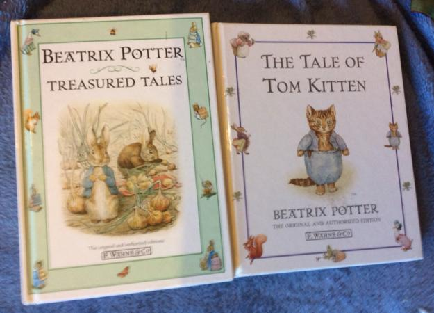 Image 2 of Two Beatrix Potter Story Books