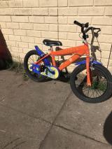 Boys bike - £20