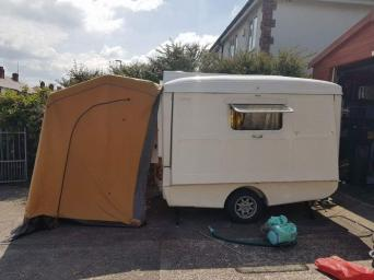 Used Caravan Awnings For Sale On Ebay
