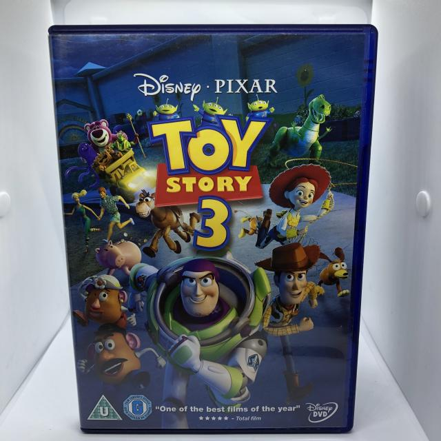 Preview of the first image of TOY STORY 3 DVD 2010 Classification U.