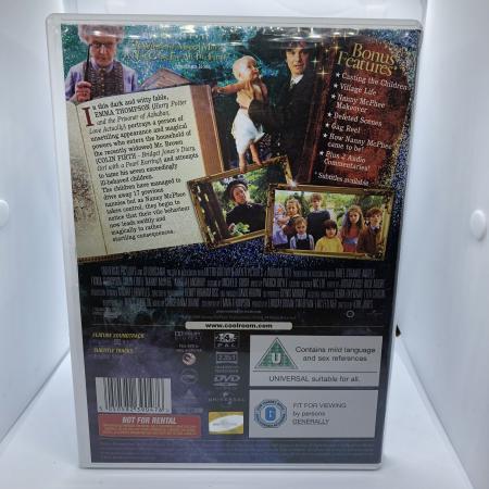 Image 3 of NANNY McPHEE DVD 2006 Classification U