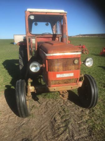 Image 1 of Zetor tractor 4712