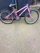 Girls Bike - £20