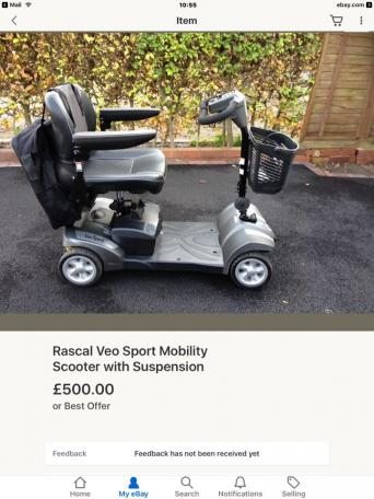 Rascal 850 user manual