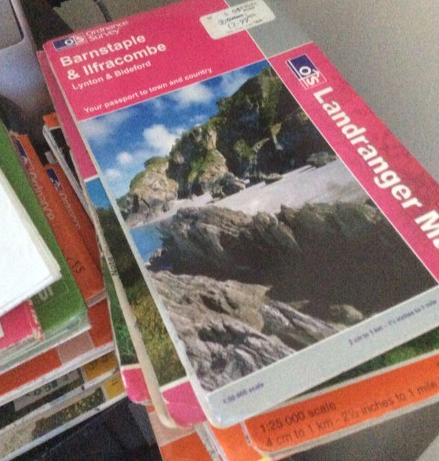 Buy Ordnance Survey Maps ordnance survey maps   Second Hand Books, Buy and Sell | Preloved Buy Ordnance Survey Maps