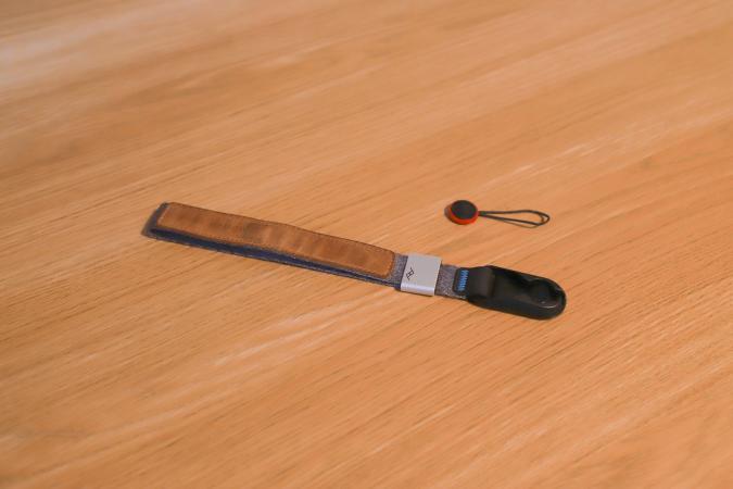 Image 7 of Camera Accessories. Clip and Strap.