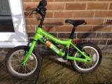 Child's ridgeback bike. - £45 ono