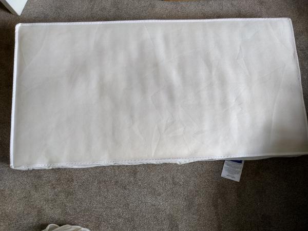 Image 1 of Cosatto Airo Cot Bed Mattress