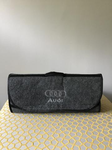 Preview of the first image of AUDI CAR BOOT TIDY.