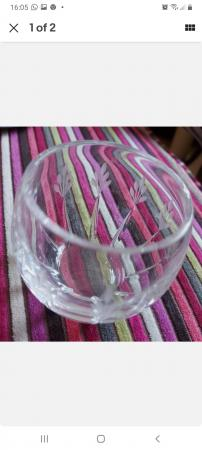 Image 2 of Crystal Glass Cup