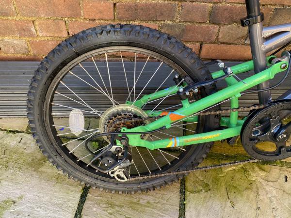 Image 2 of Boys Apollo Bike
