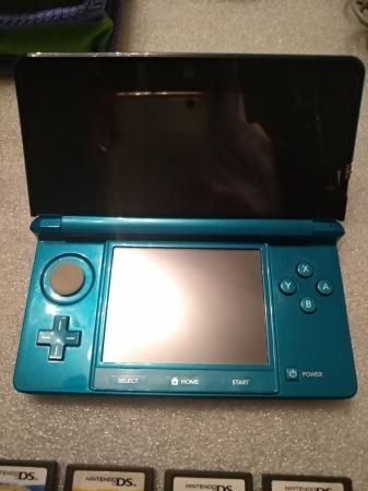 Image 8 of Nintendo 3DS with Games Excellent Condition