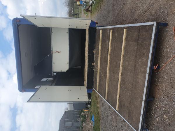 Image 2 of 7.5t Leyland Daf 45 horsebox